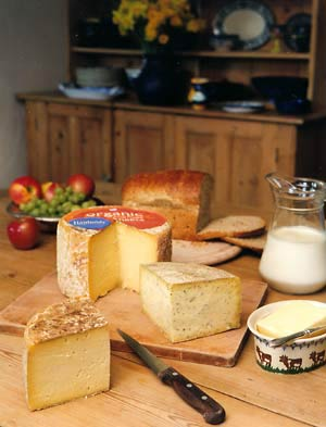 Caws Llanboidy  Cheeses - PLEASE CLICK TO ORDER